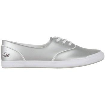 Sko Dame Lave sneakers Lacoste Lancelle 3 Eye Sølv