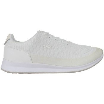 Sko Dame Lave sneakers Lacoste Chaumont Hvid