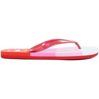 Sko Dame Snøresko & Richelieu 4F H4L20 KLD004 Różowy Pink