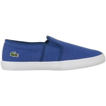 Sko Dame Lave sneakers Lacoste Gazon 217 2 Caw Blå
