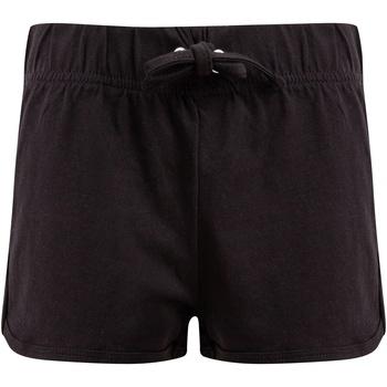 textil Børn Shorts Skinni Fit SM069 Black/ Black