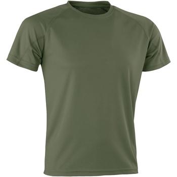 textil Herre T-shirts m. korte ærmer Spiro Aircool Combat