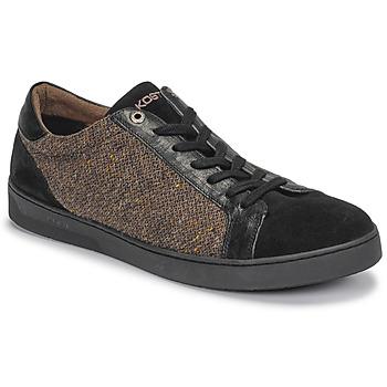 Sko Herre Lave sneakers Kost CYCLISTE 55 Sort / Brun