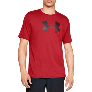 textil Herre t-shirts & poloer Under Armour Big Logo SS Tee 1329583-600