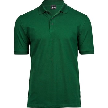 textil Herre Polo-t-shirts m. korte ærmer Tee Jays TJ1405 Forest Green