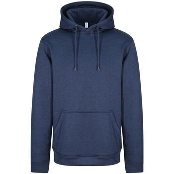 textil Sweatshirts Awdis JH006 Blue Melange