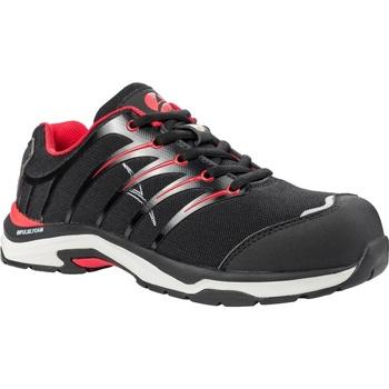 Sko Herre Lave sneakers Albatros  Black/Red