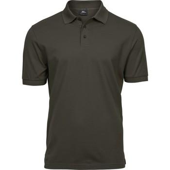 textil Herre Polo-t-shirts m. korte ærmer Tee Jays TJ1405 Powder Grey