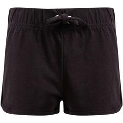 textil Børn Shorts Skinni Fit SM69 Black/Black