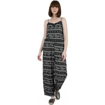 textil Dame Buksedragter / Overalls Molly Bracken MBG607E20 Sort