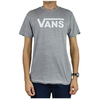 textil Herre T-shirts m. korte ærmer Vans Classic Heather Athletic Tee Grå