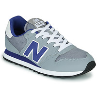 Sko Lave sneakers New Balance GM500TRS Grå