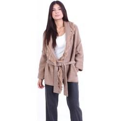 textil Dame Toppe / Bluser Albino Teodoro BL8000802 Black and green