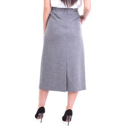 textil Dame Trenchcoats Albino Teodoro CA8030800 Black and green