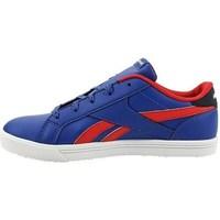 Sko Børn Lave sneakers Reebok Sport Royal Comp 2 Hvid,Rød,Blå