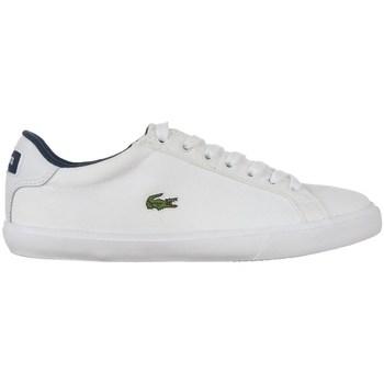 Sko Dame Lave sneakers Lacoste Grad Vulc CR US Spwe Hvid