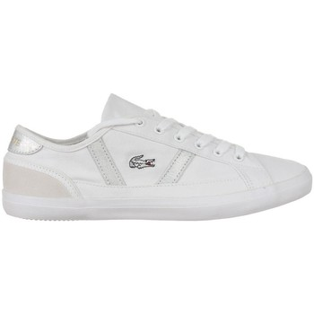 Sko Dame Lave sneakers Lacoste Sideline 216 1 Cfa Hvid