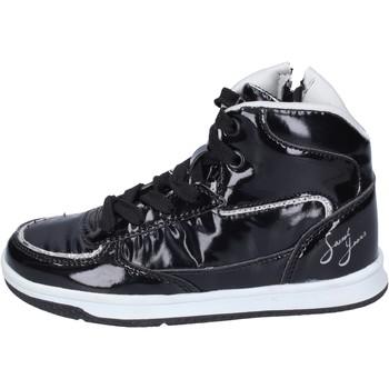 Sko Pige Høje sneakers Sweet Years BM970 Sort