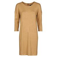 textil Dame Korte kjoler Vero Moda VMGLORY Kamel