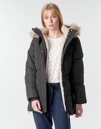 textil Dame Parkaer Vero Moda VMFINLEY Sort