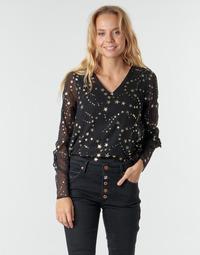 textil Dame Toppe / Bluser Vero Moda VMFEANA Sort