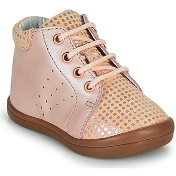 Sko Pige Høje sneakers GBB NAHIA Pink