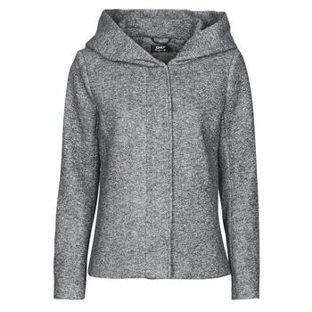 textil Dame Frakker Only ONLNEWSEDONA Grå