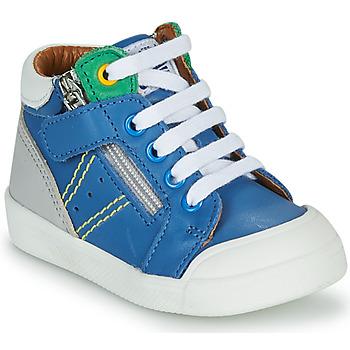 Sko Dreng Høje sneakers GBB ANATOLE Blå