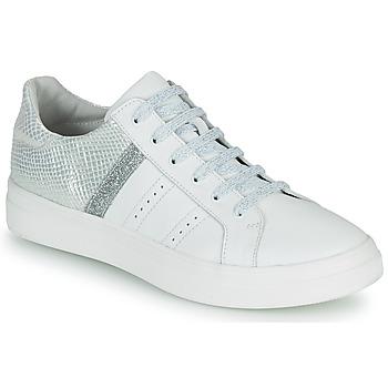 Sko Pige Lave sneakers GBB DANINA Hvid