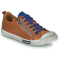Sko Dreng Lave sneakers GBB STELLIO Brun