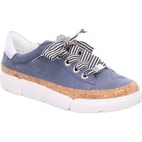 Sko Dame Lave sneakers Ara Rome Highsoft Flats Blå