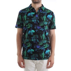 textil Herre Polo-t-shirts m. korte ærmer Scotch & Soda 155467 Green