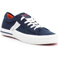 Sko Herre Lave sneakers Replay Kinard RV840015T-0040 navy , white