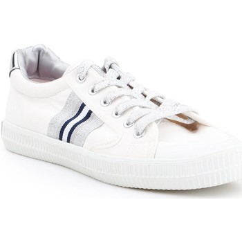 Sko Dame Lave sneakers Replay Extra RV750005T-0081 silver, beige