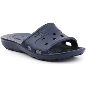 Sko Tøfler Crocs Jibbitz Presley Slide 202967-410 navy