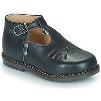 Sko Pige Høje sneakers Little Mary SURPRISE Blå