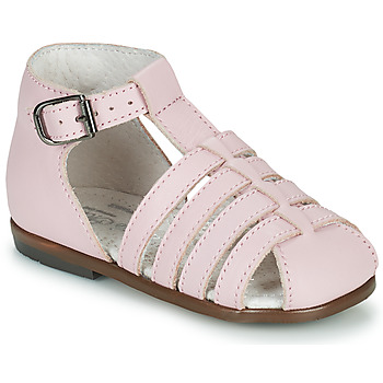Sko Pige Sandaler Little Mary JULES Pink