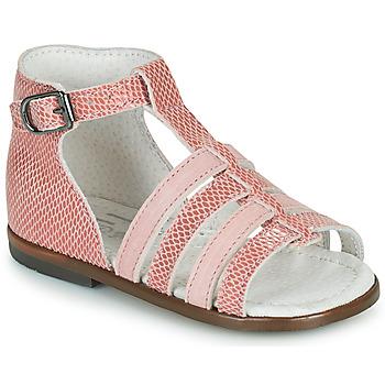 Sko Pige Sandaler Little Mary HOSMOSE Pink