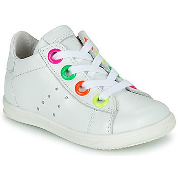 Sko Pige Høje sneakers Little Mary DOROTHE Hvid