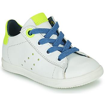 Sko Dreng Lave sneakers Little Mary DUSTIN Hvid