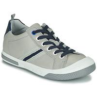 Sko Dreng Lave sneakers Little Mary LOGAN Grå