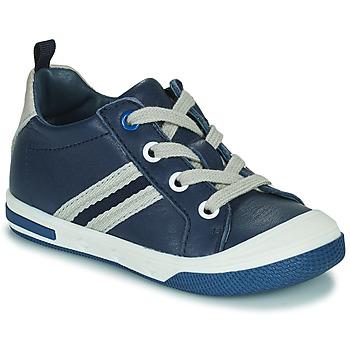 Sko Dreng Lave sneakers Little Mary LOGAN Blå