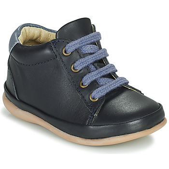 Sko Pige Høje sneakers Little Mary GAMBARDE Blå