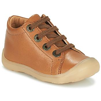 Sko Børn Høje sneakers Little Mary GOOD Brun
