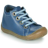 Sko Børn Høje sneakers Little Mary GOOD ! Blå