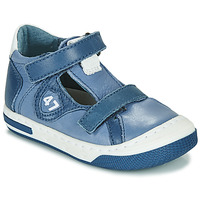 Sko Dreng Lave sneakers Little Mary LORENZO Blå
