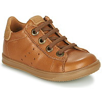 Sko Dreng Lave sneakers Little Mary DUSTIN Cognac