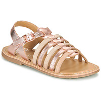 Sko Pige Sandaler Little Mary BARBADE Pink