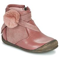 Sko Pige Støvler Little Mary FRANCOISE Pink