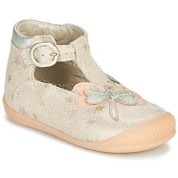 Sko Pige Sandaler Little Mary GLYCINE *STAR NUDE